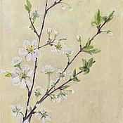Картины и панно ручной работы. Ярмарка Мастеров - ручная работа Весна. Handmade.