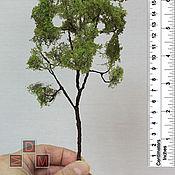 Куклы и игрушки ручной работы. Ярмарка Мастеров - ручная работа Дерево для макета или кукольного сада - без породы, высота 210 мм. Handmade.