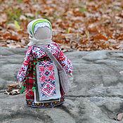 Куклы и игрушки ручной работы. Ярмарка Мастеров - ручная работа Народная кукла Успешница. Handmade.