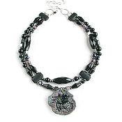 Украшения handmade. Livemaster - original item Stone Necklace, Evening Decoration, Modern Decoration. Handmade.