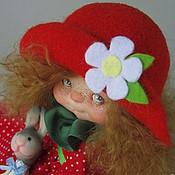 """Куклы и игрушки ручной работы. Ярмарка Мастеров - ручная работа """"Клубничка"""". Handmade."""