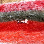 handmade. Livemaster - original item Natural fur trim 75 cm. Handmade.