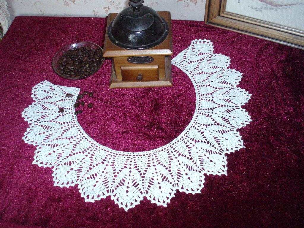 Lace collar No. №12, Collars, Bataysk,  Фото №1