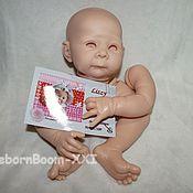 """Заготовки для кукол и игрушек ручной работы. Ярмарка Мастеров - ручная работа 23000! Лимитированный Молд """"Lizzi"""" от Adrie Stoete. Handmade."""
