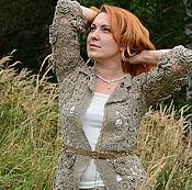 Одежда ручной работы. Ярмарка Мастеров - ручная работа Вязаный костюм Весна. Handmade.