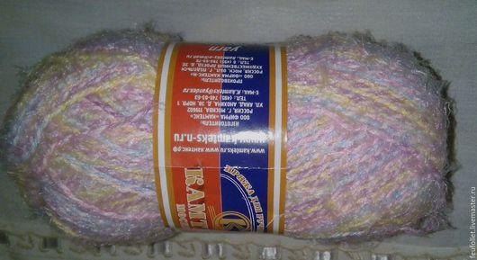 Вязание ручной работы. Ярмарка Мастеров - ручная работа. Купить Пряжа хлопок травка Камтекс. Handmade. Хлопок травка