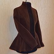 """Одежда ручной работы. Ярмарка Мастеров - ручная работа Пальто """"Баска"""". Handmade."""