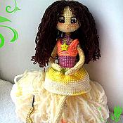 Куклы и игрушки ручной работы. Ярмарка Мастеров - ручная работа Кукла Звездочка. Handmade.