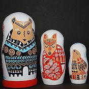 Куклы и игрушки handmade. Livemaster - original item Waldorf dolls and beasts: Dolls Animals. Handmade.