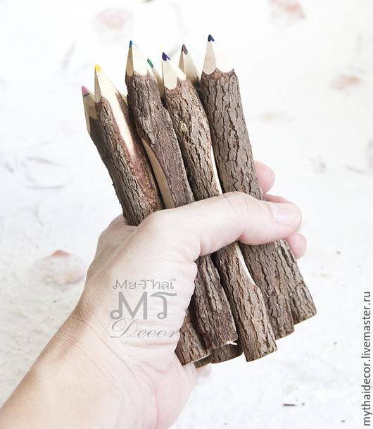 Набор цветных карандашей My Thai Decor. Стильные штучки для вкусной жизни.