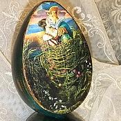 """Сувениры и подарки ручной работы. Ярмарка Мастеров - ручная работа Декоративное яйцо """"Вечная любовь"""". Handmade."""
