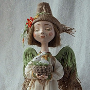 """Куклы и игрушки ручной работы. Ярмарка Мастеров - ручная работа """"Лесной ангел"""". Handmade."""