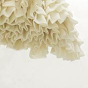 """Одежда ручной работы. Ярмарка Мастеров - ручная работа Юбка """"Фея"""" топленое молоко солнцеклеш. Handmade."""