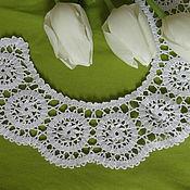 Аксессуары handmade. Livemaster - original item Lace collar No. №31. Handmade.
