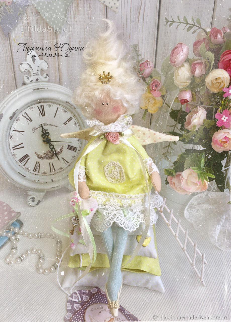 Интерьерная кукла Росинка, Тильды, Красноярск, Фото №1