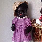Винтажные куклы ручной работы. Ярмарка Мастеров - ручная работа Антикварная кукла Hermann Steiner, большая. Handmade.