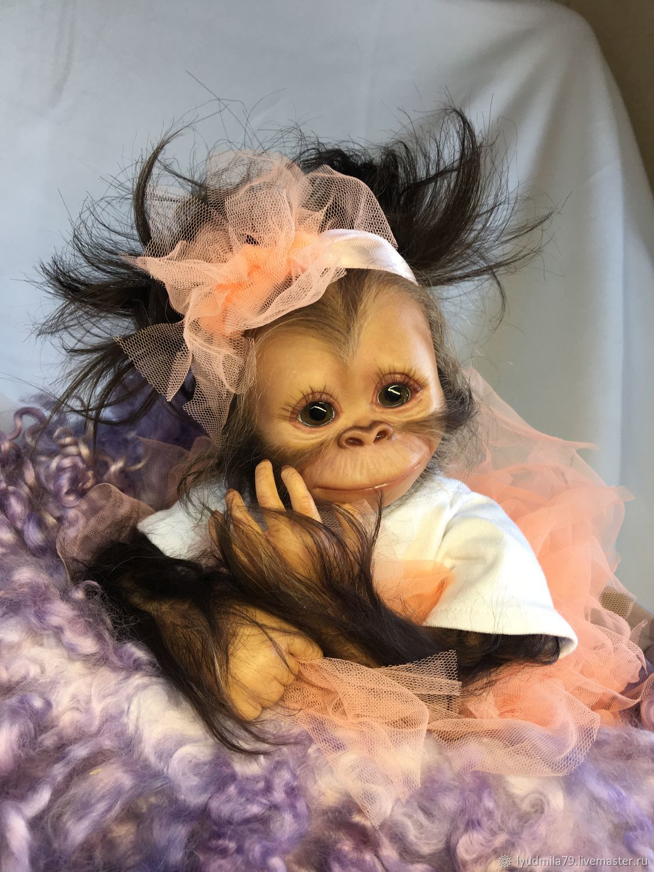 Reborn Dolls: Bindi-Sparkle. By the sculptor Denise Pratt, Reborn, Moscow,  Фото №1