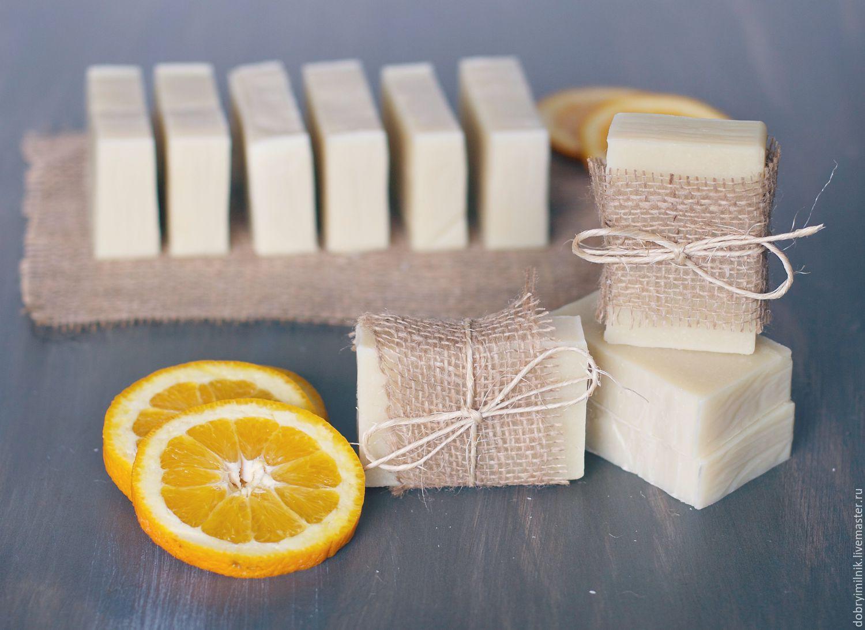 Подарки своими руками мыло