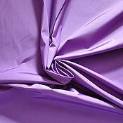 """Материалы для творчества ручной работы. Ярмарка Мастеров - ручная работа Ткань курточная """"Принц"""" цвет темная сирень. Handmade."""