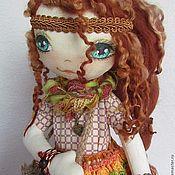 Куклы и игрушки ручной работы. Ярмарка Мастеров - ручная работа Кукла БЭЛЛкА. Handmade.