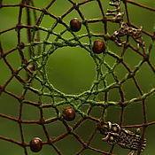 """Фен-шуй и эзотерика ручной работы. Ярмарка Мастеров - ручная работа Ловец снов """"Звериные тропы"""". Handmade."""