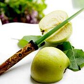 Подарки к праздникам handmade. Livemaster - original item Jade paper knife, jade, flint, onyx. Handmade.