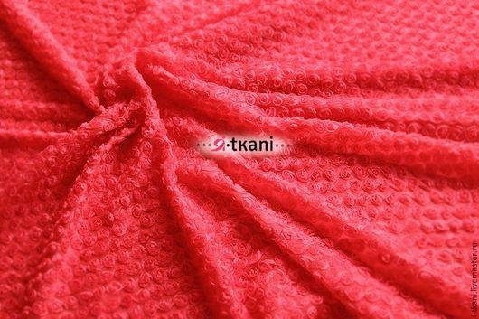 RZM30-201Розы на сетке мелкие. Цвет красный. 100%пэ. Ширина 120см. Китай. Цена: 1200руб.