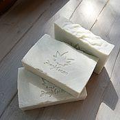 """Косметика ручной работы. Ярмарка Мастеров - ручная работа Натуральное мыло """"Лазурный пляж"""" эко-мыло, мыло с нуля. Handmade."""