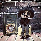 Куклы и игрушки ручной работы. Ярмарка Мастеров - ручная работа Эдгар Аллан По. Handmade.