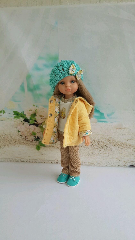 """Большой комплект  """"весенние краски""""для Паола Рейна, Одежда для кукол, Невинномысск,  Фото №1"""