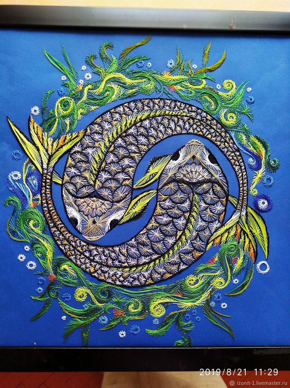Созвездие рыбки, Картины, Измаил, Фото №1