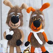 Stuffed Toys handmade. Livemaster - original item Friends. Handmade.