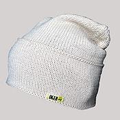 Аксессуары ручной работы. Ярмарка Мастеров - ручная работа Стильная шапочка 100% альпака. Handmade.
