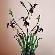 Композиции ручной работы. Ярмарка Мастеров - ручная работа Орхидея Калания. Handmade.