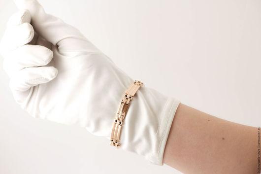 Браслеты ручной работы. Ярмарка Мастеров - ручная работа. Купить золотой браслет. Handmade. Золотой, браслет, браслет золотой, агаты