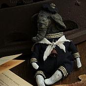 Куклы и игрушки handmade. Livemaster - original item Nicolas sailor. Handmade.