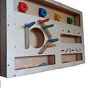 Мягкие игрушки ручной работы. Ярмарка Мастеров - ручная работа модуль Монтессори. Handmade.