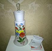 Кувшин для воды.Молочное стекло.СССР.