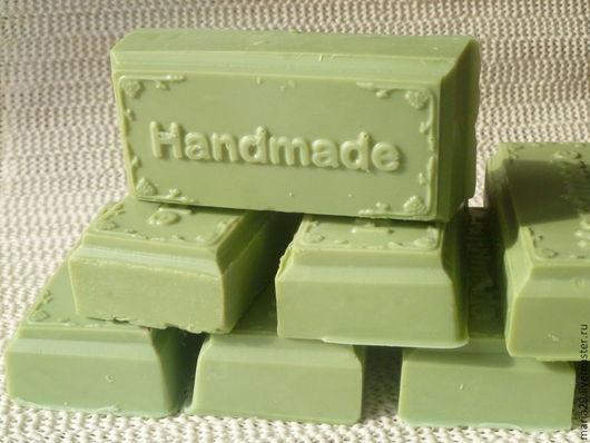 Мыло ручной работы. Ярмарка Мастеров - ручная работа. Купить Алеппское мыло 20% лаврового масла. Handmade. Хаки, мыло