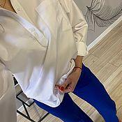 Блузки ручной работы. Ярмарка Мастеров - ручная работа Рубашка в стиле Chanel. Handmade.