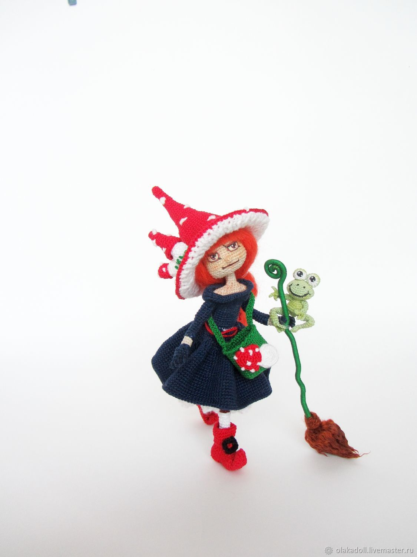 Мухоморушка, Интерьерная кукла, Моршанск,  Фото №1