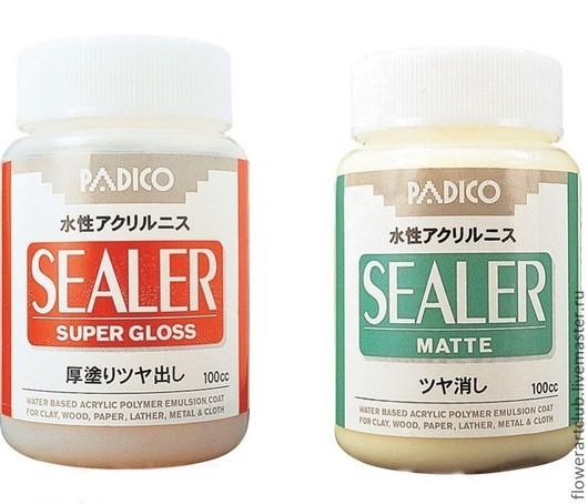 Другие виды рукоделия ручной работы. Ярмарка Мастеров - ручная работа. Купить Лак Padico (Япония) - матовый и глянцевый. Handmade.
