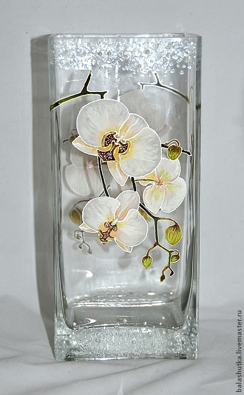 "Ваза ""Орхидеи"""