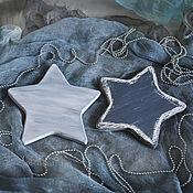 Сувениры и подарки handmade. Livemaster - original item Star wooden props for photo Christmas decoration decor. Handmade.