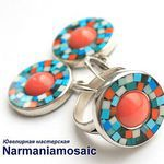Narmaniamosaic ювелирная мастерская - Ярмарка Мастеров - ручная работа, handmade