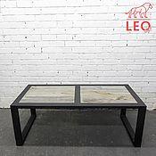 Столы ручной работы. Ярмарка Мастеров - ручная работа Стол лофт LF-039. Handmade.
