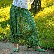 Одежда ручной работы. Ярмарка Мастеров - ручная работа Шаровары Сказки Шахерезады. Handmade.