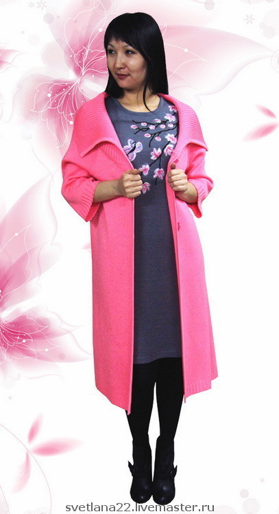 """Costumes handmade. Livemaster - handmade. Buy Knitted suit """"Сherry blossom"""".Dry felting, fashionable suit"""