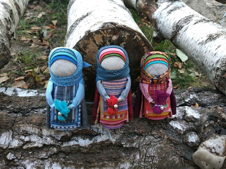 "Кукла-оберег ""Подорожница"", Народные рубахи, Москва, Фото №1"