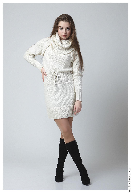 Теплое платье своими руками фото 527